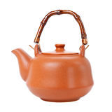 Asian teapot Royalty Free Stock Photo