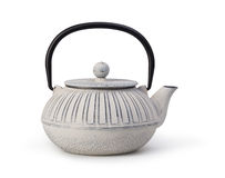 Asian teapot Royalty Free Stock Images