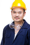 Asian technician Royalty Free Stock Photos