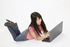 Asian Teen Royalty Free Stock Photos