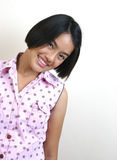 Asian teen (series) Stock Photography