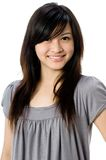 Asian Teenager Royalty Free Stock Photos