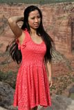 Asian Teenager Royalty Free Stock Photo