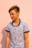 Asian Teenager Royalty Free Stock Photos