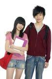 Asian teens Stock Photos