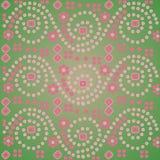 Asian textile background Royalty Free Stock Photo