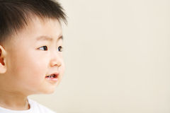 Asian toddler Royalty Free Stock Photos