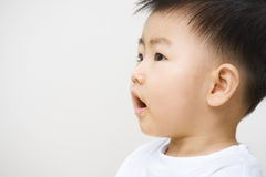 Asian toddler Royalty Free Stock Photography