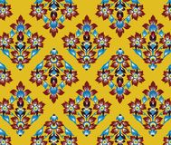 Asian tradition art pattern Stock Photo