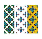 Asian tradition art pattern Royalty Free Stock Photo