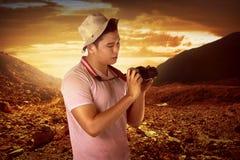 Asian Traveler Stock Photos