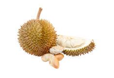 Asian tropical fruit known as Durian Stock Images