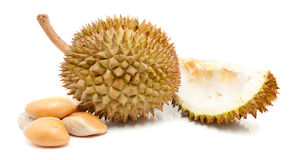 Asian tropical fruit known as Durian Stock Photo