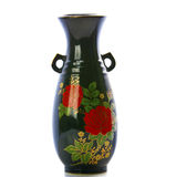 Asian Vase Royalty Free Stock Image