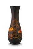 Asian vase Royalty Free Stock Photo