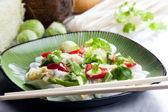 Asian vegetables Stock Photography