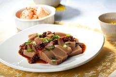 Asian vegetarian dish. Royalty Free Stock Images