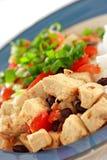 Asian vegetarian dish Royalty Free Stock Photography