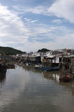 Asian Venice Tai O Royalty Free Stock Photo