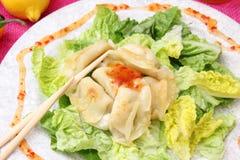 Asian wan tans Royalty Free Stock Photo