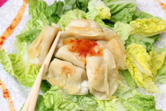 Asian wan tans Stock Images