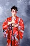 Asian Warrior Stock Photos