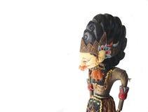 Asian wayang golek puppet Stock Images