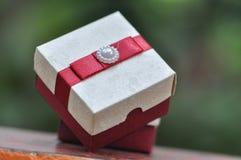Asian wedding cake box Stock Photography