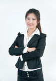 Asian white-collar woman Stock Photography
