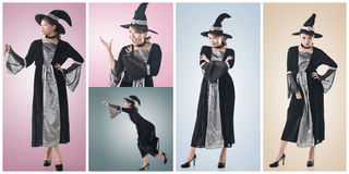 Asian witch Royalty Free Stock Photography