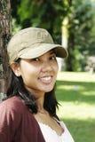 Asian woman Royalty Free Stock Image