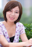 Asian woman Royalty Free Stock Images