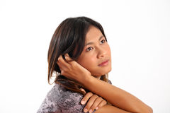 Asian woman Royalty Free Stock Image