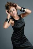 Asian Woman. Beautiful Young Asian Woman Frustrated Stock Image