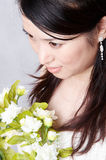 Asian woman Stock Photography