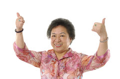 Asian woman Stock Photo