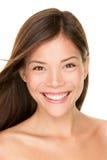 Asian woman beauty portrait Stock Photo