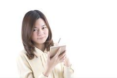 Asian woman business Stock Photos