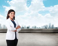 Asian woman doctor Royalty Free Stock Photography