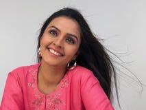 Asian woman of indian origin Royalty Free Stock Photos