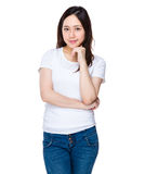 Asian woman Royalty Free Stock Photos