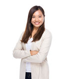 Asian woman portrait Stock Photos