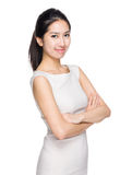 Asian woman portrait Royalty Free Stock Photo