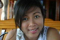 Asian woman posing 9 Stock Image