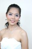 Asian woman (series) Royalty Free Stock Photo