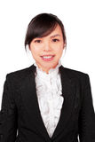 Asian woman smile face Stock Photos