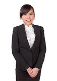 Asian woman smile face Stock Photos