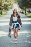 Asian woman fashion photo stock images