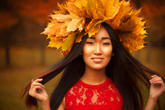 Asian woman Stock Images