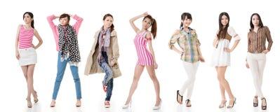 Asian women Royalty Free Stock Image